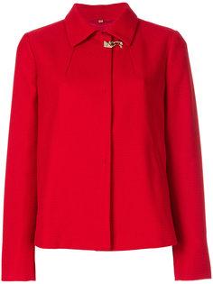 короткая куртка со складкой сзади  Fay