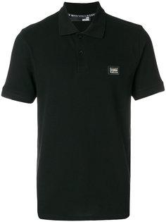 футболка-поло с логотипом  Love Moschino