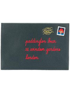клатч-конверт Maison Labiche