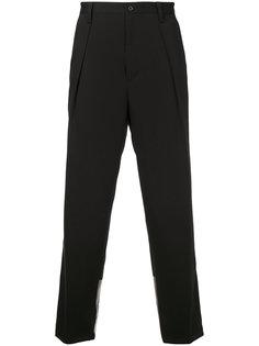 брюки с панелями металлик Guild Prime