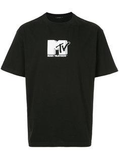 футболка с принтом MTV Guild Prime