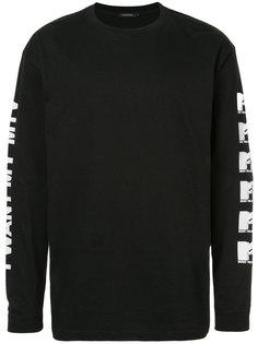 футболка с длинными рукавами с принтом MTV Guild Prime
