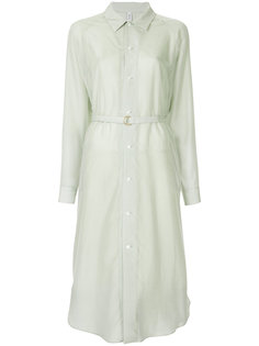 платье-рубашка с поясом  08Sircus
