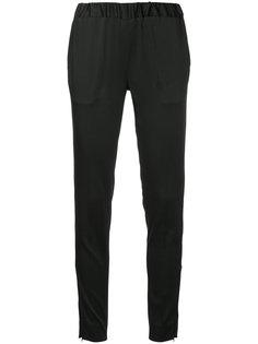 эластичные брюки слим  08Sircus