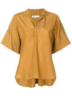 блузка с короткими рукавами  08Sircus