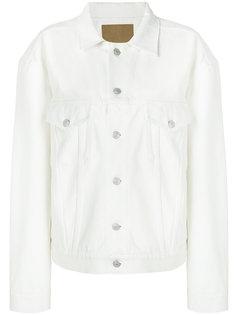 джинсовая куртка Like A Man Balenciaga