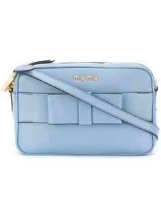 сумка с бантом  Miu Miu