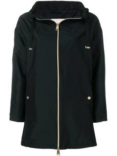 куртка с капюшоном мешковатого кроя Herno