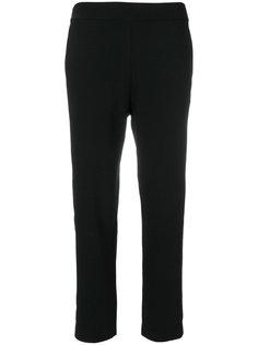 укороченные эластичные брюки  Piazza Sempione