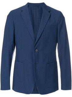 приталенный пиджак  Prada
