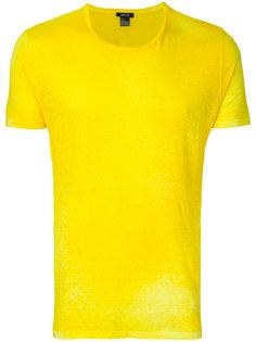 футболка с эффектом потертости Avant Toi