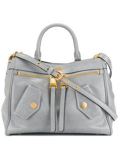 сумка-тоут  Moschino