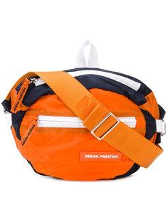 сумка через плечо с логотипом Heron Preston