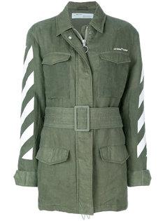 куртка милитари  Off-White