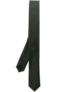 галстук с узором в горох Jil Sander