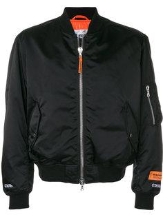 куртка-бомбер Heron Preston