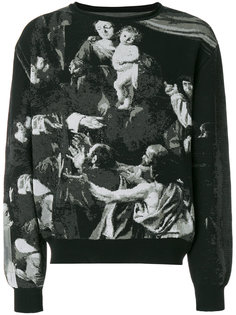 Caravaggio sweatshirt Off-White