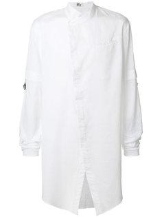 асимметричная рубашка свободного кроя Lost & Found Ria Dunn
