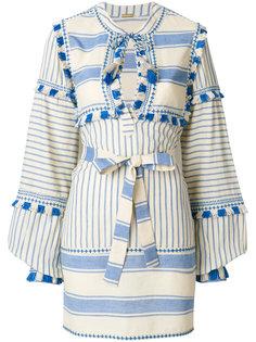 приталенное платье Emanuelle Dodo Bar Or