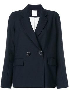 двубортный приталенный пиджак  Roseanna