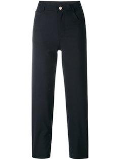 укороченные брюки  с завышенной талией Roseanna