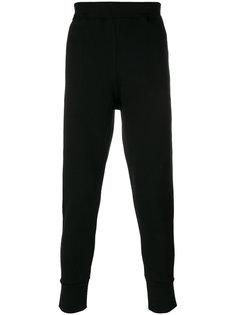 спортивные брюки с заниженной проймой Jil Sander