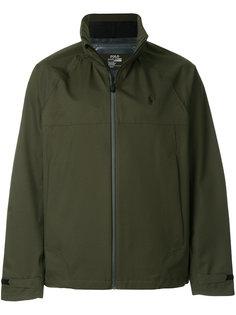 легкая куртка на молнии Polo Ralph Lauren
