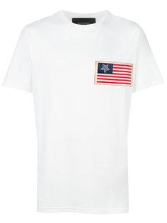 футболка с нашивкой Mr & Mrs Italy
