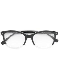 очки в квадратной оправе Fendi Eyewear