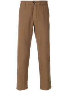 классические зауженные брюки Eleventy