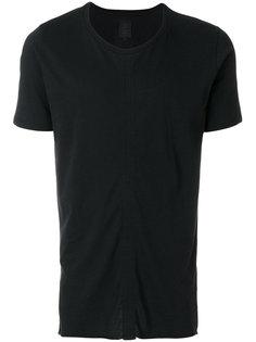 футболка с прострчоенной отделкой Thom Krom
