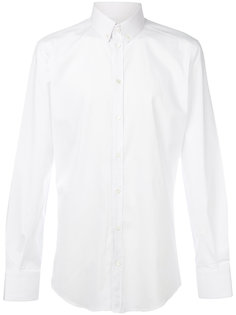 классическая рубашка с длинными рукавами Dolce & Gabbana