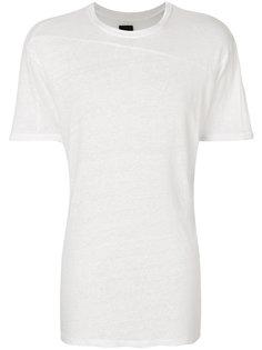 футболка с панельным дизайном Thom Krom
