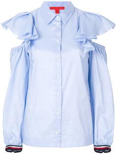 рубашка с оборками Tommy Hilfiger