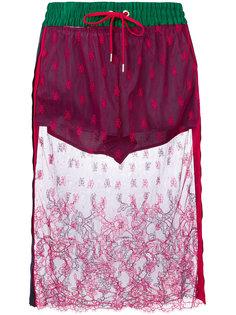 кружевная юбка Tommy Hilfiger