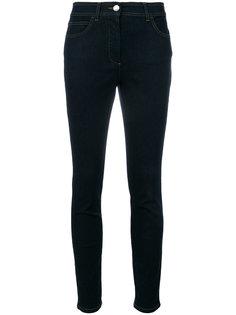 джинсы кроя скинни с вышивкой Versus