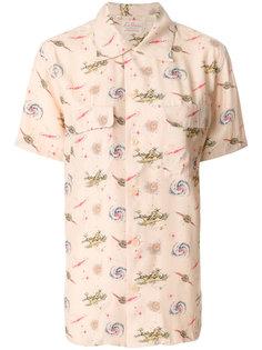 приталенная блузка с комбинированным принтом Levis Levis®