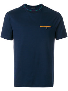 футболка с короткими рукавами Prada