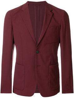 пиджак на пуговицах Prada