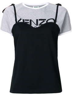 футболка 2-в-1 Kenzo Paris Kenzo