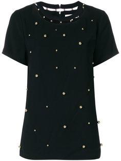 блузка с вырезами  Michael Michael Kors