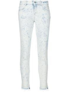 """джинсы """"скинни"""" с выцветшим эффектом  Stella McCartney"""