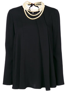 pleated blouse Twin-Set