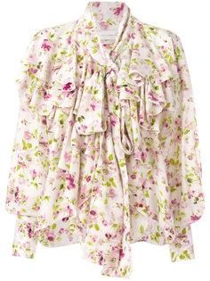 блузка с цветочным принтом Faith Connexion