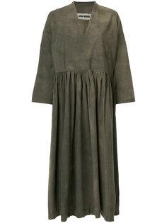 свободное платье  Uma Wang