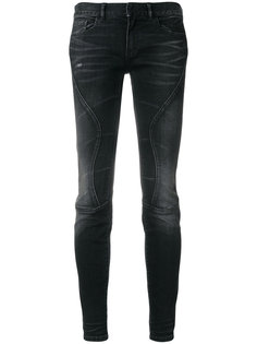 джинсы скинни с панельным дизайном Faith Connexion