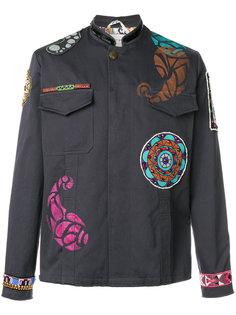 декорированная куртка карго  Etro