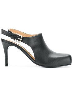 туфли с ремешком на пятке Aalto