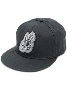 бейсбольная кепка Bunny McQ Alexander McQueen