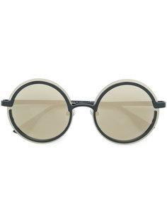 очки с круглой оправой Le Specs